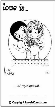 Love is... Comic for Thu, Mar 01, 2012