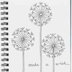 How to Draw a Dandelion - Drawing http://artprojectsforkids.org/