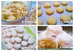 afratoi kourampiedes Greek Sweets, Greek Beauty, Sugar Cookies, Food And Drink, Xmas, Cooking, Breakfast, Desserts, Christmas Recipes