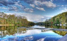 Candlewood Lake. Sherman, Connecticut.