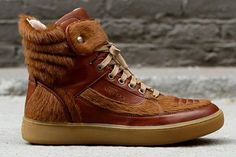 31b4ff83824b6 Puma by Alexander McQueen Fall Winter 2012 Joust   Street Climb High Top  Sneakers. Di Ana