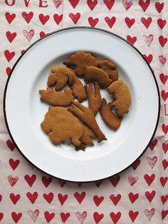 Finnish ginger-bread cookies
