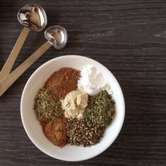 Gyros spice seasoning recipe to transport you to Greece.