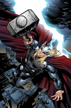 Thor, , SeanE - CGSociety