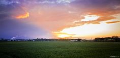 Sunset Wels by Schwarzlmüller Photography on Behind The Scenes, Celestial, Sunset, Facebook, Landscape, Photography, Outdoor, Wels, Outdoors