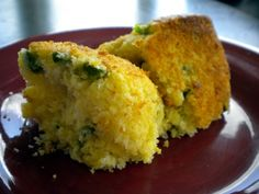 This cornbread recipe with jalapeno peppers can easily be served as a side dish or a dessert