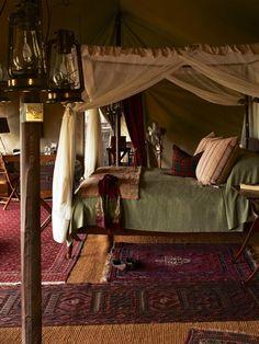 #Bohemian Colorful Bedroom