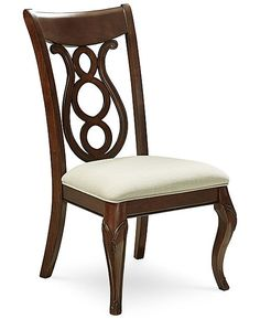 Bordeaux Upholstered Side Chair, Created for Macy's Dining Room Furniture Design, Cane Furniture, Furniture Legs, Furniture Sale, Discount Furniture, Furniture Collection, Furniture Buyers, Furniture Websites, Dining Room Sets