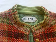 Chanel Jacket from Claire Shaeffer's collection -1