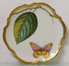 Anna Weatherley Antique Forest Leaves