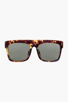 Genuine People Square Frame Sunglasses