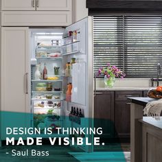 Monday Motivation: kitchen designs are more than beautiful spaces when they reflect aesthetic, performance, and personalization.