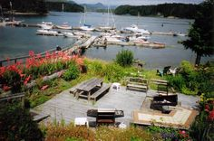 Tofino Swell Lodge provides waterfront accommodations for travellers in Tofino, BC. Vancouver Island, Canada, Patio, Outdoor Decor, Travel, Home Decor, Viajes, Decoration Home, Room Decor