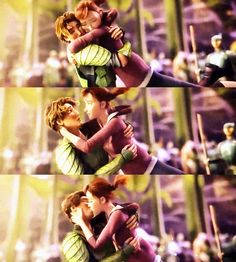 Nod and M.K. from Epic. I am in love with this movie.