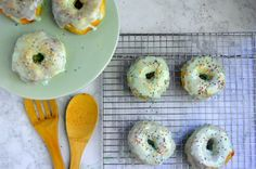 Biscuit donuts (air fried)