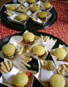... about BBQ cakes on Pinterest | Cake pop, Hamburgers and Hamburger cake