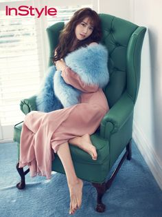Girls Generation(SNSD)'s Yoona - InStyle Magazine 2014 December Issues - [PHOTOS] http://www.kpopstarz.com/articles/140038/20141121/girls-generation-snsd-s-yoona-instyle-magazine-2014-december-issues.htm