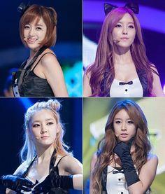 T-ara's sub-unit confirms debut date ~ Latest K-pop News - K-pop News | Daily K Pop News