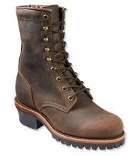 Katahdin Iron Works Logger Boots