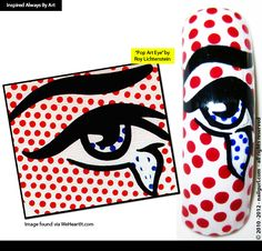 7 best pop art eyes images in 2014 drawings caricatures. Black Bedroom Furniture Sets. Home Design Ideas