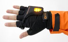 turn signal gloves - DOPPELGANGER®[ドッペルギャンガー]自転車ブランド LEDグローブライト DA050GL / DA051GL