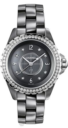 Amazing price for Chanel Chromatic Ladies watch Chanel J12, Chanel Watch, Coco Chanel, Stylish Watches, Luxury Watches, Chanel Jewelry, Jewelery, Bling Bling, Jewelry Accessories