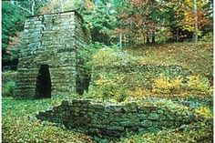 Botetourt County Virginia History | Roaring Run Furnace - Virginia Is For Lovers
