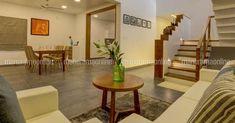 കൗതുകങ്ങൾ നിറയുന്ന വീട്, ഒപ്പം വാസ്തുവും! വിഡിയോ   Home Plans Kerala   House Plans Kerala   Home Style   Manorama Online Koh I Noor, Kerala Houses, Kerala House Design, Brick Architecture, Living Room Designs, House Plans, How To Plan, Contemporary, House Styles