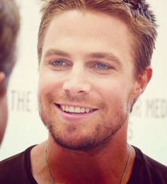 Stephen Amell, the only reason people watch Arrow.