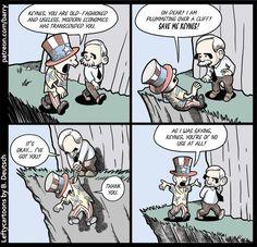 Regarding the Ongoing Irrelevance of Keynesian Economics