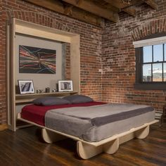 Decorate your room in a new style with murphy bed plans Diy Murphy Bed Kit, Murphy Bed Plans, Murphy Bed Office, Queen Murphy Bed, Murphy Bes, Murphy Bed With Desk, Cheap Murphy Bed, Build A Murphy Bed, Lori Walls