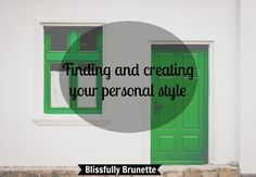 Looking to define or redefine your style? Here are some tips to help you along the way:  https://blissfullybrunette.wordpress.com/2015/06/24/how-to-develop-your-personal-style/