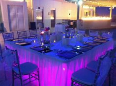 Beach Palace - Destination Wedding set-up. Call or text 443-703-6600 or email sfaust@destinations247.net for your no cost quote today! We are a full-service travel agency located in Baltimore, MD