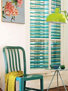 15 Fab Ways to Decorate With Washi Tape via Brit + Co