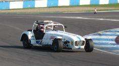 Supersport Championship car.