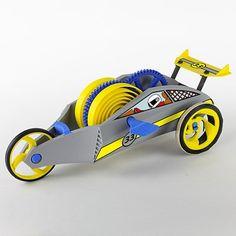 Free Wind-Up Racer STL file, Dadddy• Download on https://cults3d.com • #3Dprinting #3Dprint #3Ddesign #STLmodel #3Dmodel #3Dprinter #Impression3D #Imprimante3D #Fichier3D #Design #3Dmodeling #3D
