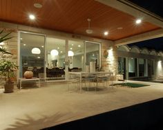 Mid Century Modern Patio Design, Pictures, Remodel, Decor and Ideas - page 2
