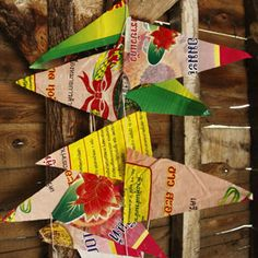 Bunting for summer fetes and parties from hen and hammock online shop :D Hen Party Balloons, Hen Party Decorations, Retro Campers, Bunting, Glamping, Garden Art, Wedding Events, Garland, Recycling