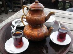 turkish tea kettle