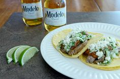 Street Tacos - Carne Asada Style 9/11/13 awesome! Only change was using lime juice instead of orange in marinade.