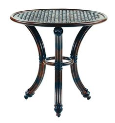 Coco Isle Side Table -- make the most of your apartment patio by adding slim, stylish outdoor furniture! | cort.com