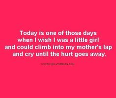 i miss you mom | Repinned from Missing ∞ Mom by Julie ~