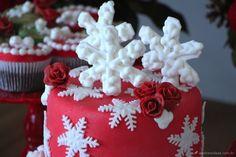 bolo de natal de pas