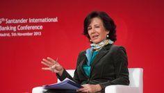 Ana Patricia Botin Presidente del Banco Santander