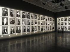 Inauguration de l'exposition La Petite Veste Noire : Un classique de CHANEL revisité par Karl Lagerfeld et Carine Roitfeld