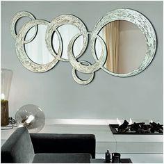 espejos decorativos grandes de diseo italiano espejos para decorar el comedor o saln en