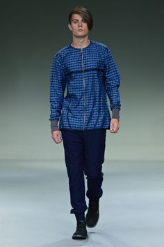 Ageo Fall/Winter 2016 - South Africa Fashion Week | Male Fashion Trends