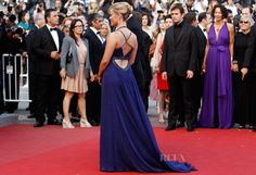 Reese Witherspoon In Atelier Versace - 'Mud' Cannes Film Festival Premiere - Red Carpet Fashion Awards