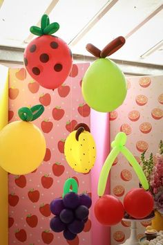 2017 flu vaccination campaign has started - Obst Fruit Birthday, 2nd Birthday Party Themes, Picnic Birthday, Watermelon Birthday, 1st Birthday Girls, Diy Party Decorations, Balloon Decorations, Birthday Decorations, Tutti Frutti