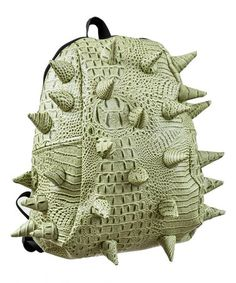 Loving this Green Later Gator Half Backpack on #zulily! #zulilyfinds
